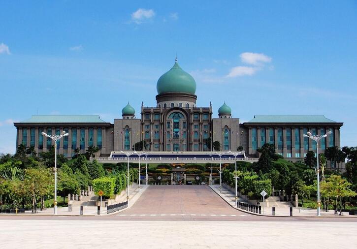 马来西亚行政中心布城,绿化率70%的智慧型花园城市