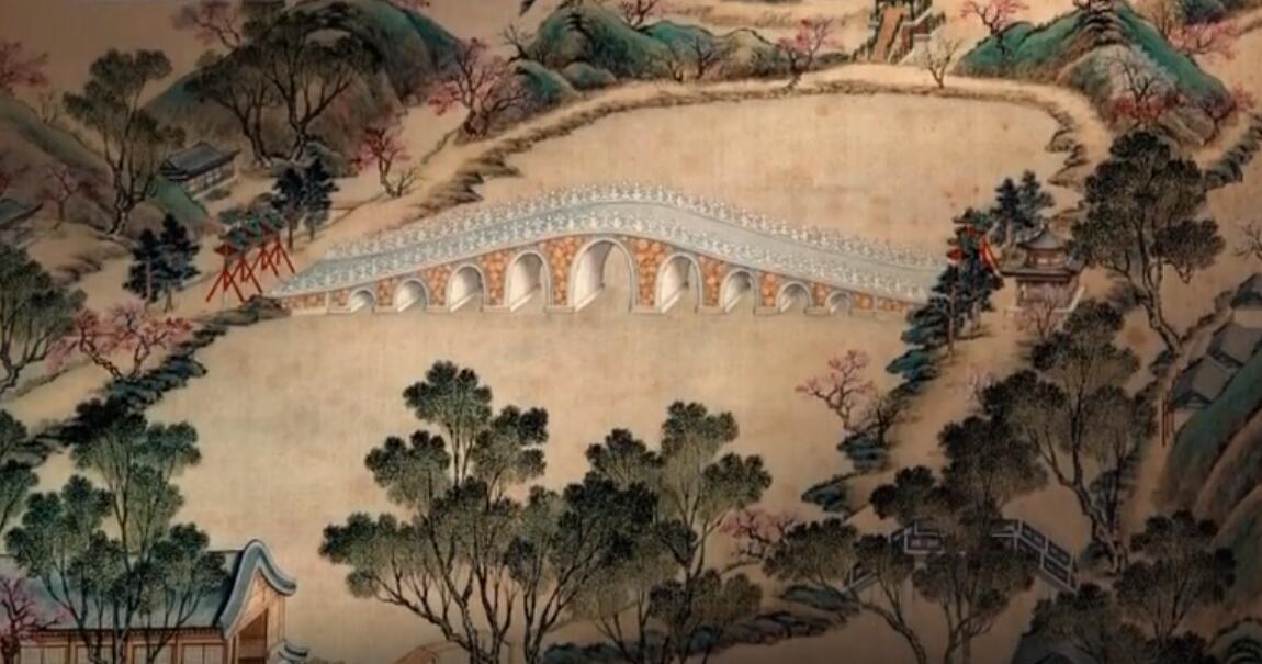 圆明园不是一座普通的皇家园林,而是大清帝国100多年间的政治中心